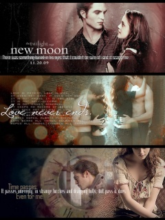 New Moon Mobile Wallpaper