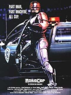 Robo Cop Mobile Wallpaper