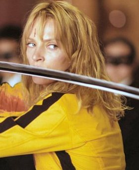 Kill Bill Mobile Wallpaper