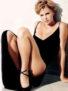 Charlize Mobile Wallpaper