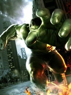Hulk Mobile Wallpaper
