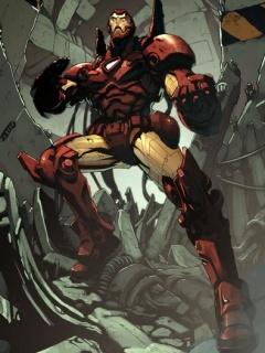 Iron Man3 Mobile Wallpaper
