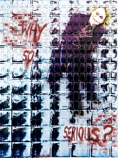 Joker Why So  Mobile Wallpaper
