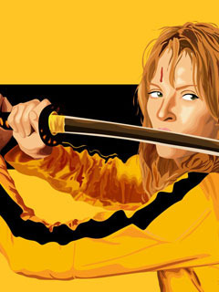 Killbill Mobile Wallpaper