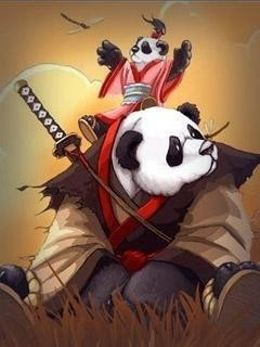 Panda Mobile Wallpaper