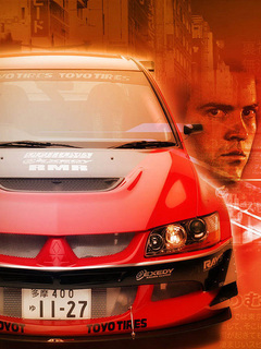 Tokyo Drift Mobile Wallpaper