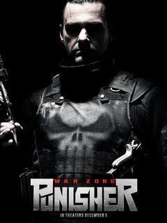 The Punisher Mobile Wallpaper