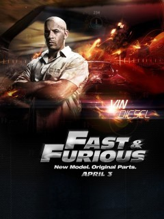 Fast And Furious Mobile Wallpaper