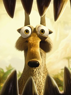 Ice Age3 Mobile Wallpaper