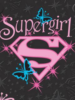 Super Girl Mobile Wallpaper
