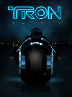 Tron Legacy Mobile Wallpaper