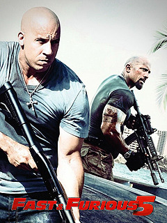 Fast Furious5 Mobile Wallpaper