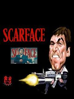 Scarface Mobile Wallpaper