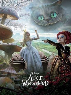 Alice In Wonderland Mobile Wallpaper