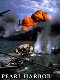 Pearl Harbor Mobile Wallpaper