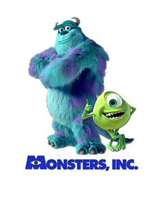 Monsters Inc Mobile Wallpaper