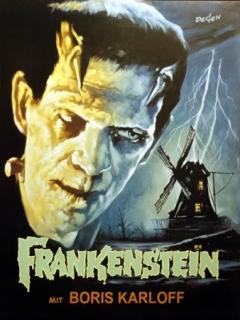 Frankenstein Mobile Wallpaper
