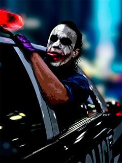 The Joker Mobile Wallpaper
