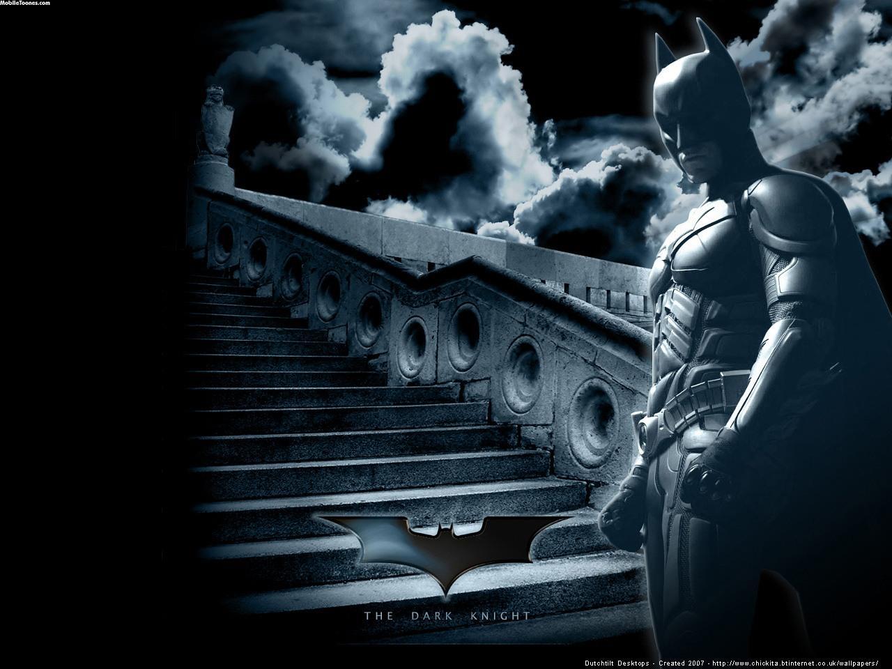 The Dark Knight Mobile Wallpaper