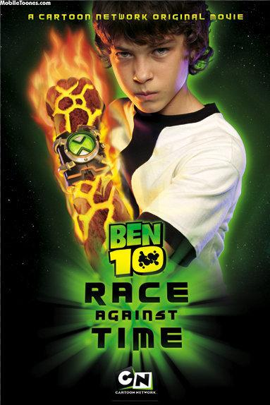 Ben10 : Race Against Time Mobile Wallpaper