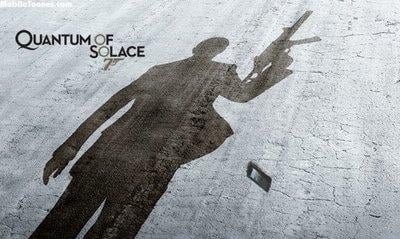 Quantum Of Solace 007 Mobile Wallpaper