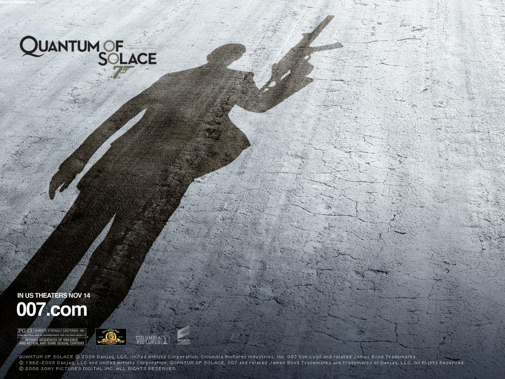 Quantum Of Solace (Big Size) Mobile Wallpaper