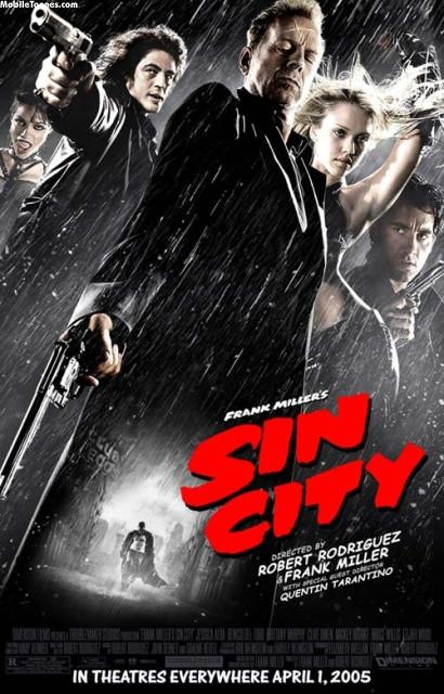 Sin City Mobile Wallpaper