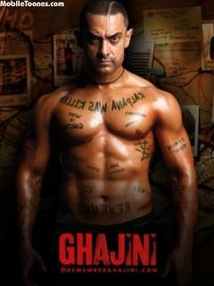 Ghajini Mobile Wallpaper