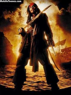 JACK SPARROW Mobile Wallpaper