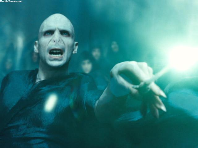 Harry Potter - Voldemort Mobile Wallpaper