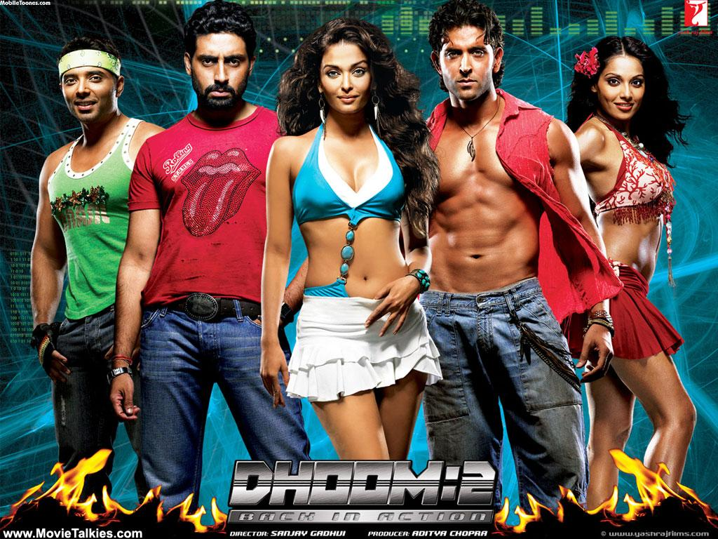 Dhoom 2 Mobile Wallpaper