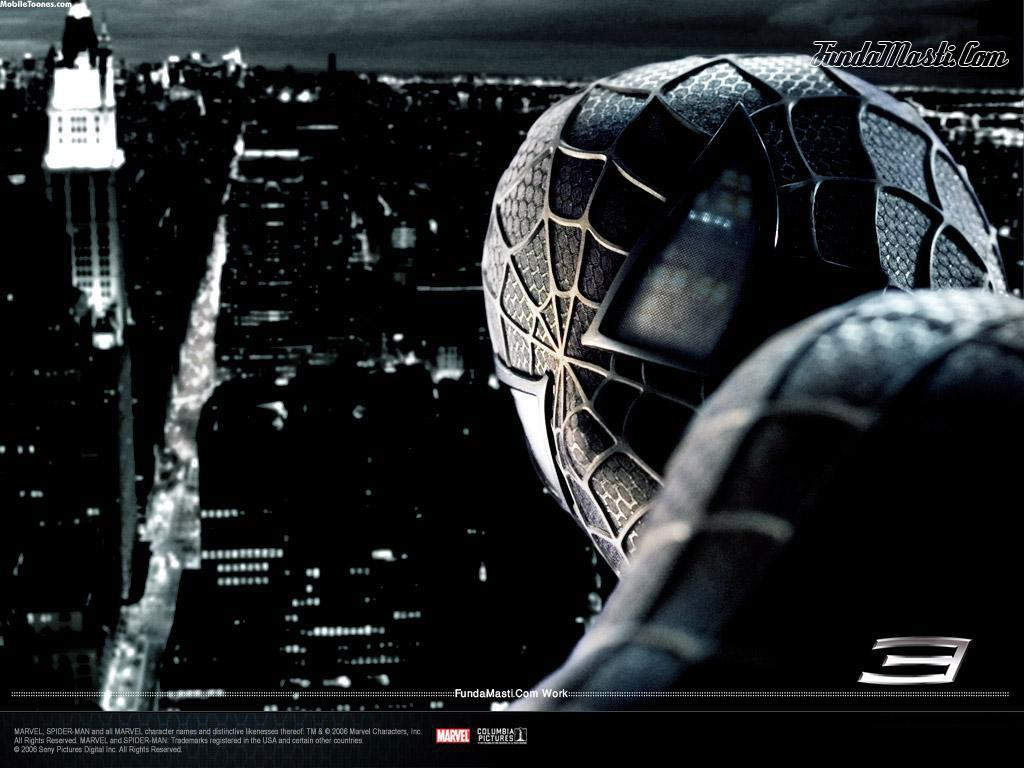 Spider Man 3 Mobile Wallpaper