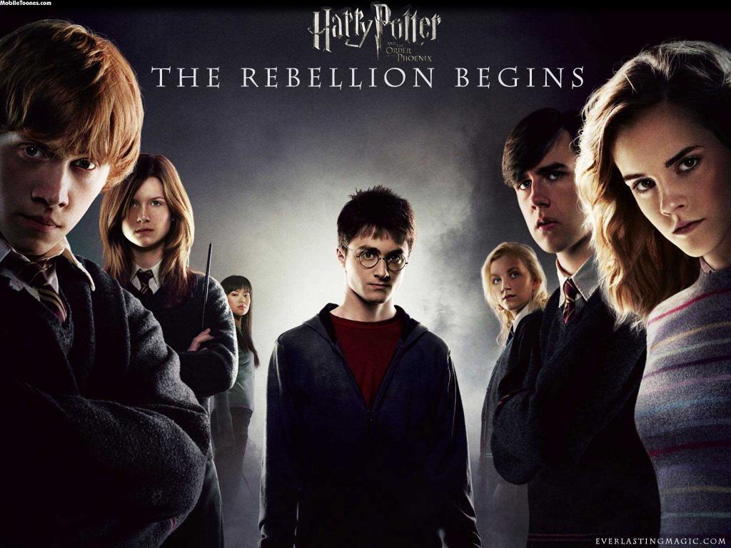 Harry Poter Mobile Wallpaper