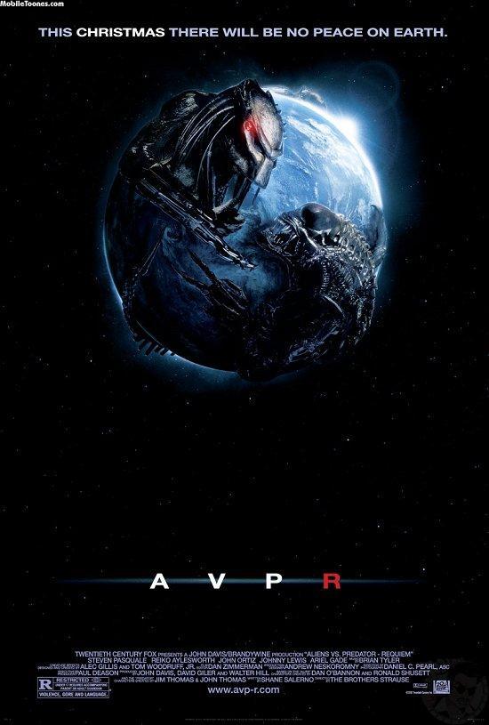 Alien Vs Predater2 Mobile Wallpaper