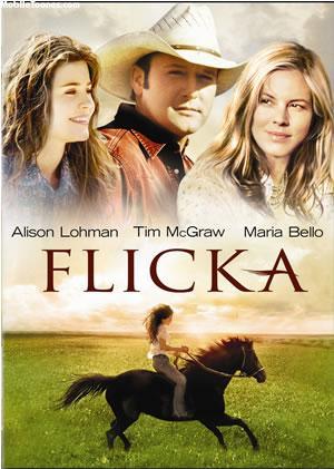 Flicka Mobile Wallpaper