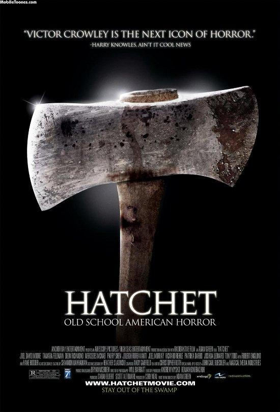 Hatchet Mobile Wallpaper