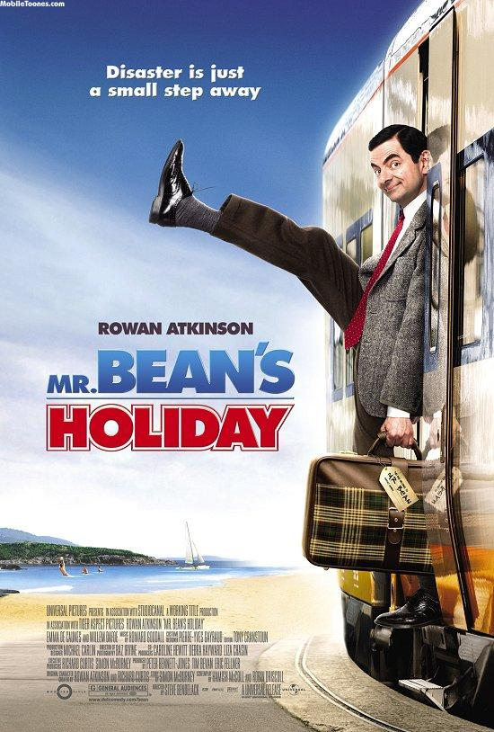 Mr Beans-holiday Mobile Wallpaper