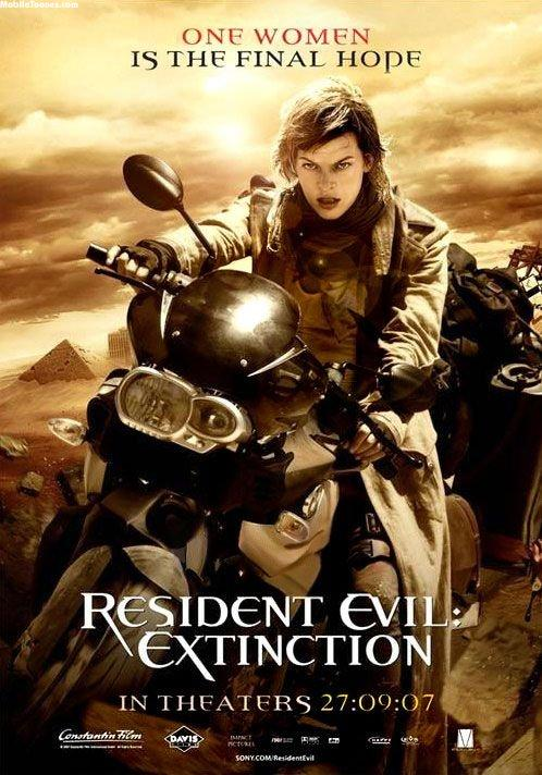 Resident-evil-extinction Mobile Wallpaper