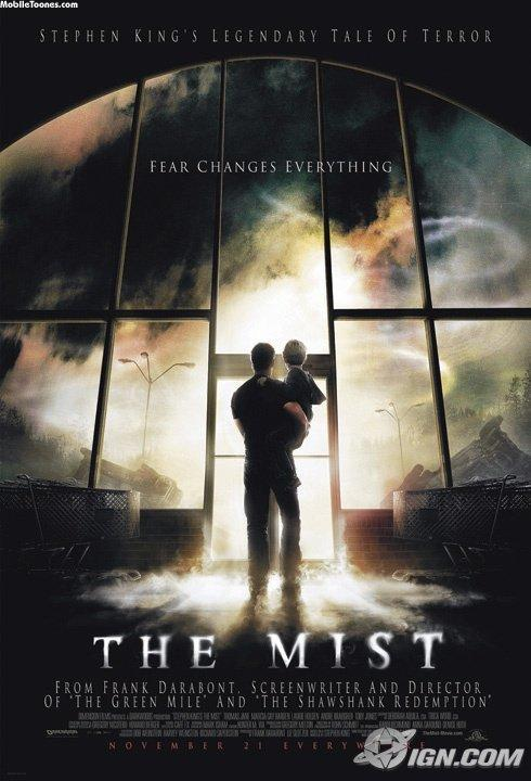 The-mist Mobile Wallpaper