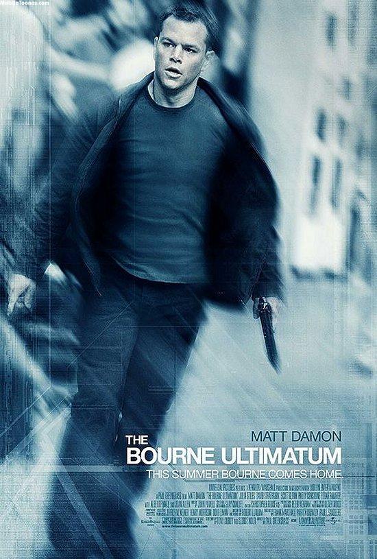 The Bourne Ultimatum Mobile Wallpaper