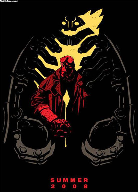 Hellboy-2 Mobile Wallpaper