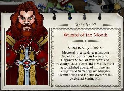 Godric Gryffindor Mobile Wallpaper