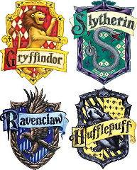 Hogwarts House Logo Mobile Wallpaper