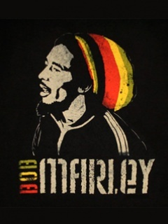 Bob Marley  Mobile Wallpaper