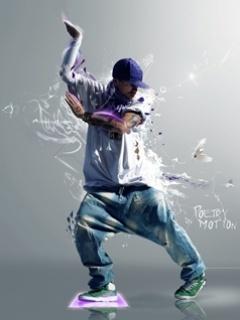 Dance3 Mobile Wallpaper