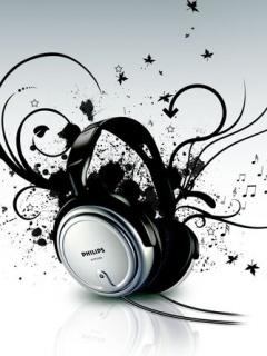Music Love Mobile Wallpaper