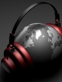 World Is Music Mobile Wallpaper