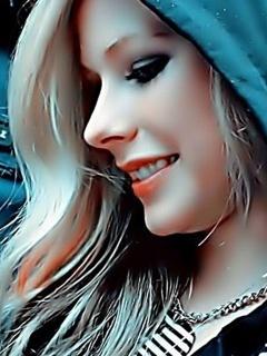 Avril Mobile Wallpaper