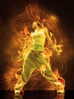 Feel The Heat Mobile Wallpaper