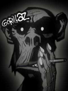 Gorillaz Mobile Wallpaper